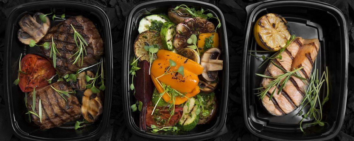 livraison de plateaux repas viande et poisson à Aix en Provence